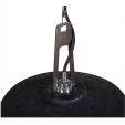 Krzesłastylowe Bobo Black z tworzywa
