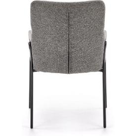 Eleganckie drewaniane krzesło Wiggy