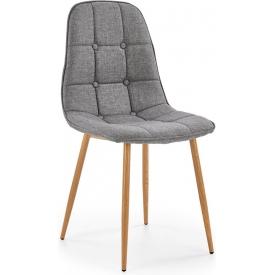 Designerski fotel gabinetowy Vip Ebony
