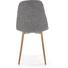 Skandynawski wygodny fotel Bao do salonu