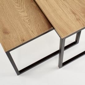 Tapicerowane krzesło DSW Dark Pico D2.Design do jadalni. Kolor: brązowy, ciemny brąz, grafitowy, podstawa drewniana - 299 PLN
