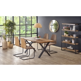 Stylow tapicerowane krzesło Nex