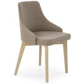 Designerskie tapicerowane krzesło Nex II