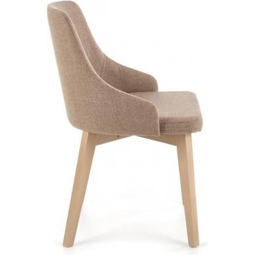 Metalowe designerskie krzesło Intel-Net