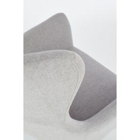 Designerski Stolik kawowy boczny Largo C 30 Signal do salonu. Kolor dąb z czarnym, stelaż/podstawa metalowa.