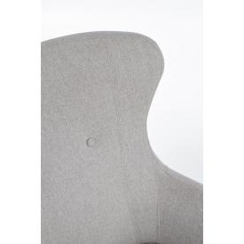 Designerski Okrągły stolik kawowy Lucca M 80 Signal do salonu. Kolor dąb z czarnym, stelaż/podstawa metalowa.