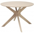 Paris Ash Wood Bar Stool