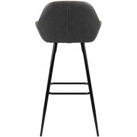 Tapicerowane krzesło DSW Duo White D2.Design do jadalni. Kolor: czerwony z szarym, pomarańczowy z szarym, zielony z szarym, nieb