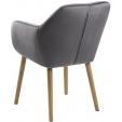 Krzesło DSW PP black