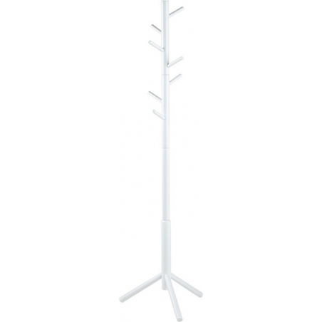 Bremen white coat stand Actona