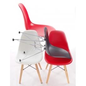Designerski Fotel biurowy QM3 Stanley Signal. Kolor szary, Materiał: tkanina, Styl nowoczesny.
