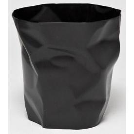 Designerski Kosz Bin Bin D2.Design. Kolor czarny
