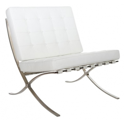 Designerski Fotel Barcelon Single D2.Design do salonu. Kolor czarny