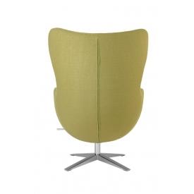 Tapicerowane krzesło Woody Intesi do jadalni. Kolor: beżowy, ciemny brąz, brązowy, stelaż/podstawa drewniana. Styl nowoczesny, 4