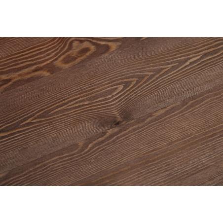 Paris 75 Wood walnut&black metal bar stool D2.Design