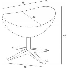 poduszka dekoracyjna Touch 60 MOODI