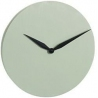 Modern light green round wall clock J-LINE