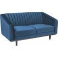 Krzesło DSR niebieskie