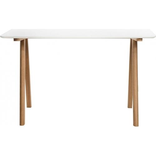 Biały stół Mango