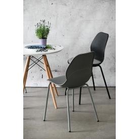 Kwadratowy stolik Ice 60 do małych kuchni lub na balkon i patio