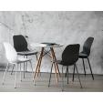 Kwadratowy stolik do restauracji Forza marki Siesta