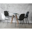 Square restaurant or kitchen table Forza by Siesta
