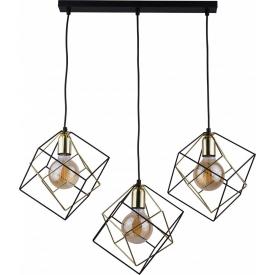 Stylowa LAMPA WISZĄCA BEN I 16 TK Lighting nad stół. Kolor biały, Styl klasyczny.