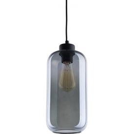 Kinkiet ścienny druciany ALANO 28 TK Lighting do sypialni. Kolor: biały, czarny w cenie 79,00 PLN. Styl industrialny, 1 źródło ś