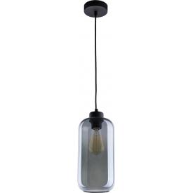 Lampa sufitowa druciana biała Alano II TK Lighting