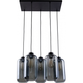 Plafon druciany biały ALANO III TK Lighting