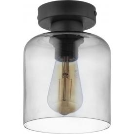 Stylowy Reflektor sufitowy Relax New II TK Lighting do salonu. Kolor biały, czarny. Styl klasyczny.