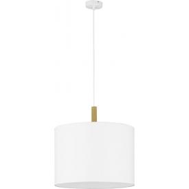 Lampa wisząca druciana szara DIAMOND 28 TK Lighting z przewodem