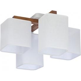 Plafon sufitowy druciany biały DIAMOND 15 TK Lighting
