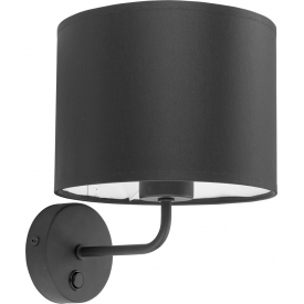 Stylowa Lampa sufitowa druciana LONG TK Lighting do salonu. Kolor czarny, Styl industrialny.