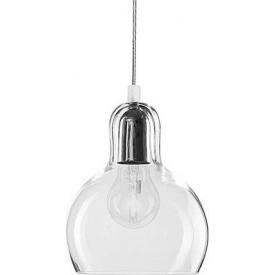 Szklana lampa wisząca AMBER 15 TK Lighting do salonu. Kolor czarny, Kształt kulisty i półkulisty, Styl industrialny.
