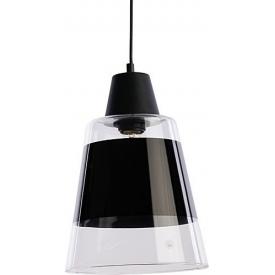 Stylowa LAMPA WISZĄCA PANAMA 40 TK Lighting do salonu. Kolor biały, szary, czarny, beżowy, Styl klasyczny.
