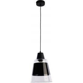 Stylowa LAMPA WISZĄCA ARTOS COLOUR 22 TK Lighting do salonu. Kolor żółty, limonkowy, pomarańczowy, Styl klasyczny.