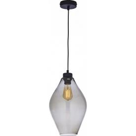 Industrialna Lampa wisząca druciana LONG 18 TK Lighting do salonu. Kolor: czarny w cenie 95,00 PLN.