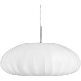 Stylowa Lampa wisząca Mist 54 Biała Markslojd do salonu, sypialni i przedpokoju.