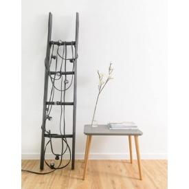 Stylowy Reflektor sufitowy Dakota V Trio do salonu. Kolor czarny, biały. Styl nowoczesny.