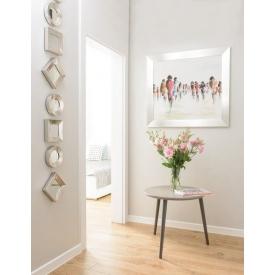 Stylowy Plafon sufitowy Hostel 30 Trio do salonu. Kolor czarny, biały. Styl klasyczny.