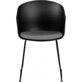 Designerski Stolik prostokątny Gray Moon 47 do salonu. Kolor biały, szary, grafitowy, dąb, stelaż/podstawa drewniana.