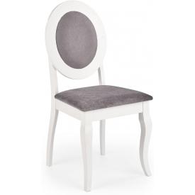 Designerski Prostokątny stolik dziecięcy Caspian 41 do salonu. Kolor biały, szary, grafitowy, dąb, stelaż/podstawa drewniana.