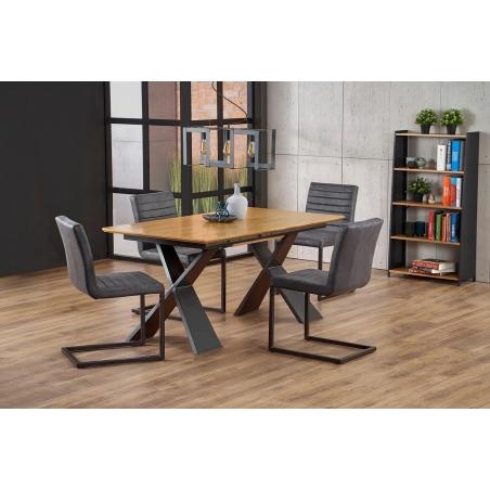 Stół rozkładany TIAGO 140 Halmar