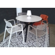 Mango square outdoor and garden tables by Siesta