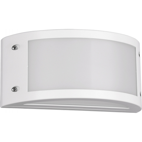 Kendal Led white outdoor wall lamp Trio