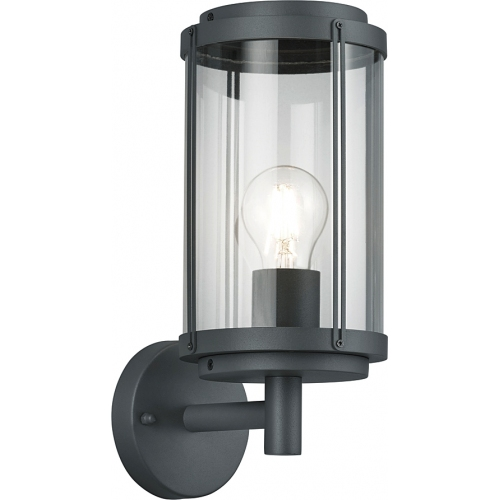 Tanaro antharcite outdoor wall lamp Trio