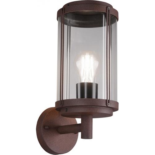 Tanaro copper outdoor wall lamp Trio