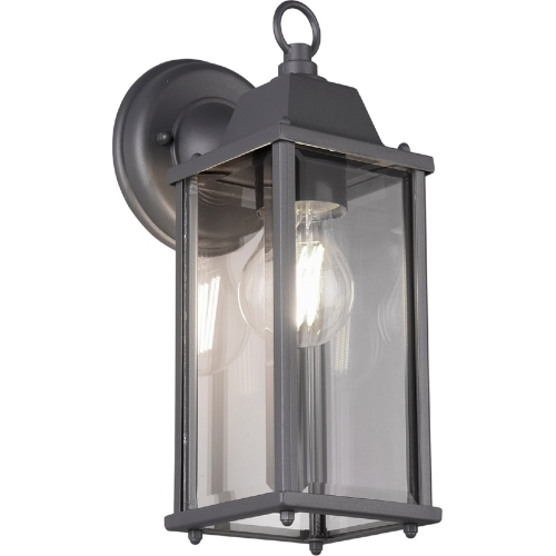 Olona antharcite outdoor wall lamp Trio