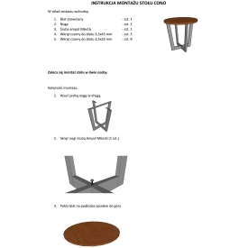 Designerski Fotel biurowy DOBLO Halmar. Kolor beżowy, popiel, różowy, turkusowy, Materiał: tkanina, Styl skandynawski.